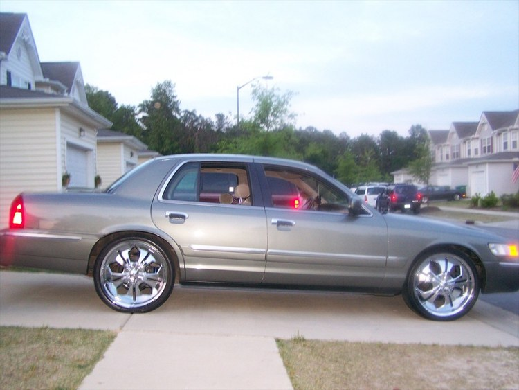 Another Ride_Til_I_Die 2002 Mercury Grand Marquis post... - 10356340