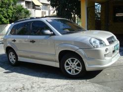 GeorgeTucs 2007 Hyundai Tucson