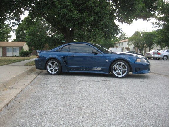 deezbluballz 1999 saleen mustang specs photos modification info at cardomain. Black Bedroom Furniture Sets. Home Design Ideas