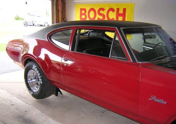 SickF85's 1968 Oldsmobile Cutlass
