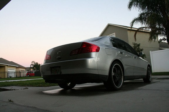Another irwin88 2003 Infiniti G post... - 10315209