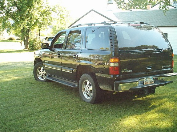 Another scottintopeka 2001 Chevrolet Tahoe post... - 9241578