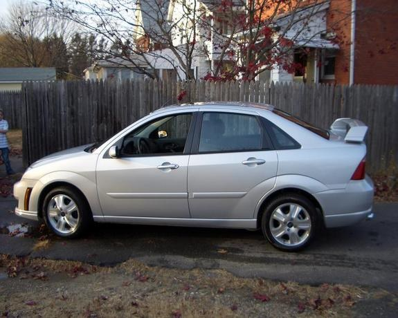 Mikesfucus S 2007 Ford Focus In Chicopee Ma