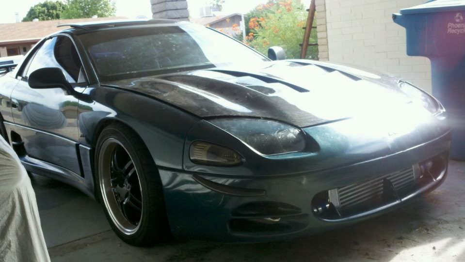 Meanotheo's 1994 Mitsubishi 3000GT
