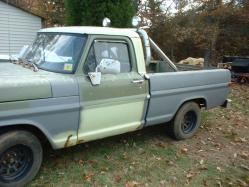 bowbacks 1971 Ford F150 Regular Cab