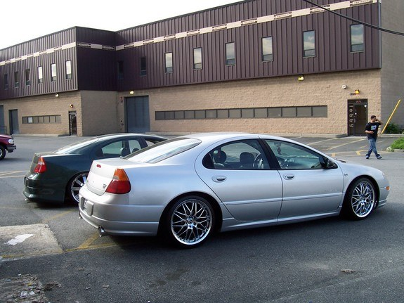 Another 300MFAST 2000 Chrysler 300M post... - 9105535