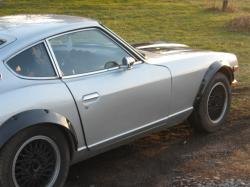 TwoFortyZs 1973 Datsun 240Z
