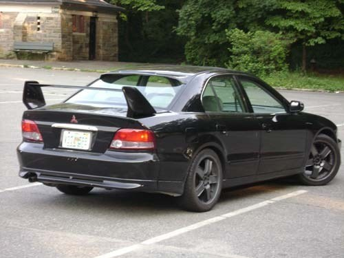 Another QnzFinest 1999 Mitsubishi Galant post... - 10389732