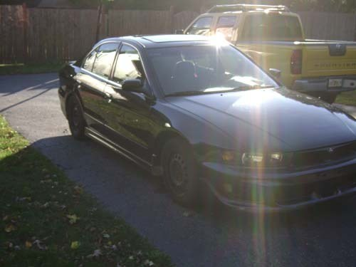 Another QnzFinest 1999 Mitsubishi Galant post... - 10389736