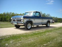 jamessoccer12s 1976 Ford F150 Regular Cab