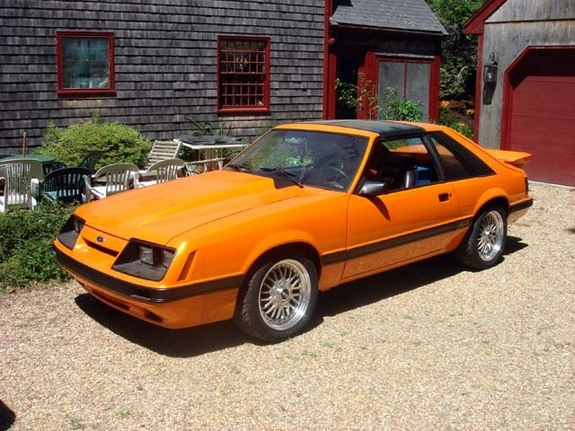 Mr_Joshua 1983 Ford Mustang Specs, Photos, Modification Info