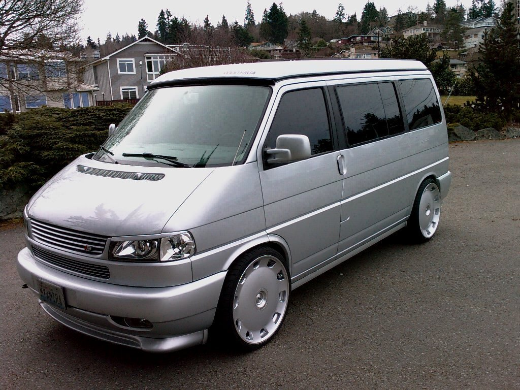 Shanghaid 2002 Volkswagen Eurovan Specs Photos Modification Info At Cardomain