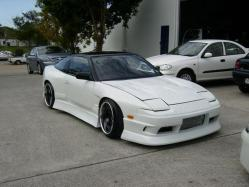 simvegass 1993 Nissan 180SX