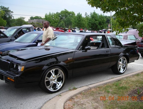 Mark_Man 1986 Buick Grand National Specs, Photos, Modification Info ...