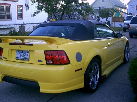 Another NapstersGT 2001 Ford Mustang post... - 10393433