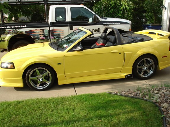 Another NapstersGT 2001 Ford Mustang post... - 10393436
