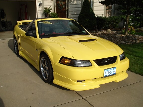 Another NapstersGT 2001 Ford Mustang post... - 10393437
