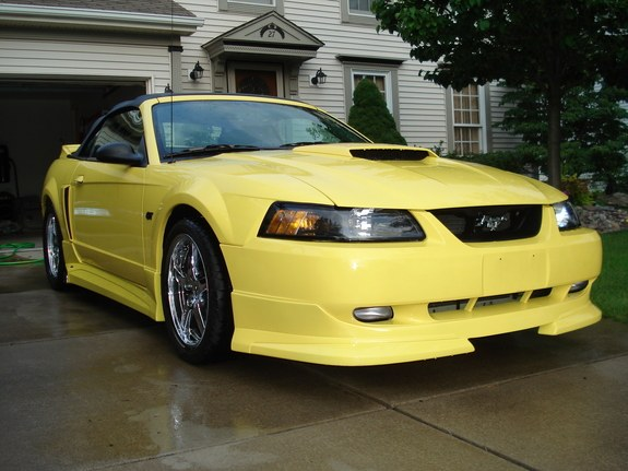 NapstersGT 2001 Ford Mustang