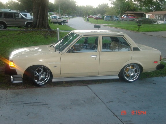 chitownssmurf 1983 toyota corolla specs photos modification info at cardomain. Black Bedroom Furniture Sets. Home Design Ideas