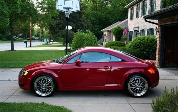 Bose Car Speakers >> Phrost786 2002 Audi TT Specs, Photos, Modification Info at CarDomain