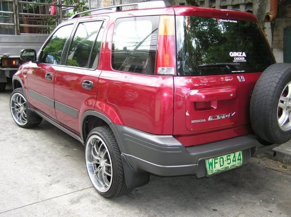 wfd544 1998 Honda CR-V Specs, Photos, Modification Info at CarDomain