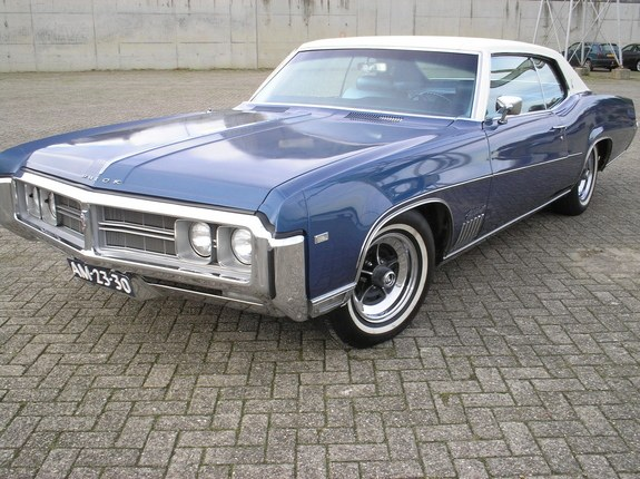 Roball 1969 Buick Wildcat S Photo Gallery At Cardomain