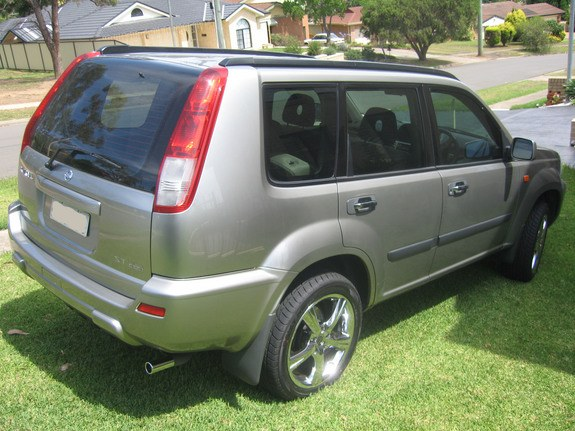 chromed exy 2002 nissan x trail specs photos. Black Bedroom Furniture Sets. Home Design Ideas