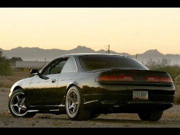 roverturf 1995 nissan 240sx specs photos modification info at cardomain. Black Bedroom Furniture Sets. Home Design Ideas