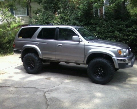 Clawrunner 2001 Toyota 4runner Specs Photos Modification