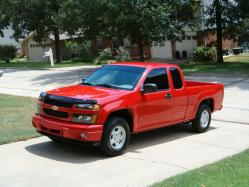 p-teezy 2007 Chevrolet Colorado Regular Cab