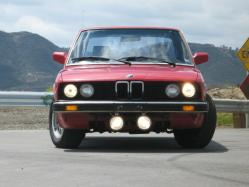 mojocoggo 1988 BMW 5 Series