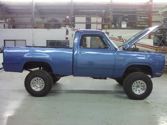 Another powerwagonlover 1976 Dodge Power Wagon post... - 10398880