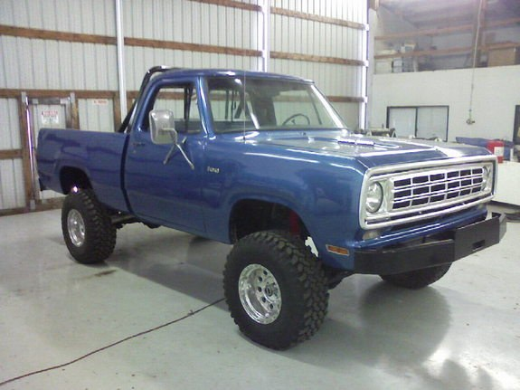 powerwagonlover 1976 Dodge Power Wagon 10398883