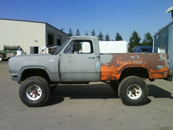 Another powerwagonlover 1976 Dodge Power Wagon post... - 10398906