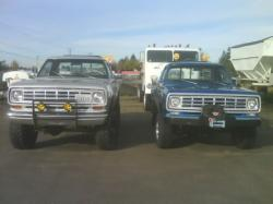 2808561 1976 Dodge Power Wagon