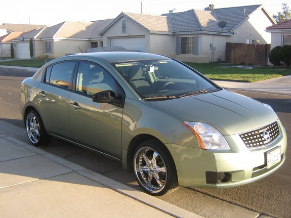 Another kmortiz12 2007 Nissan Sentra post... - 10396510