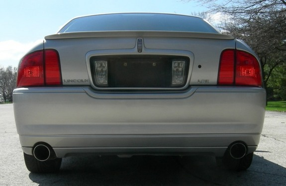 04lse 2004 Lincoln Ls 28092380014large: 2004 Lincoln Ls Exhaust System At Woreks.co
