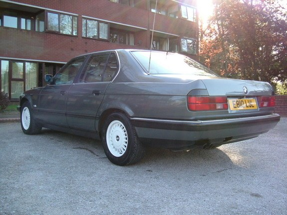 Another danzuc76 1987 BMW 7 Series post... - 10396612