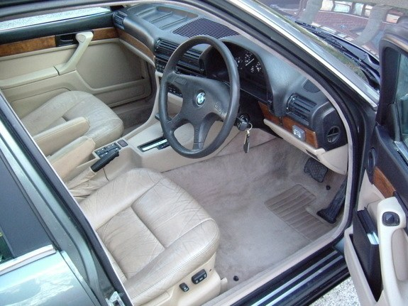 Another danzuc76 1987 BMW 7 Series post... - 10396613