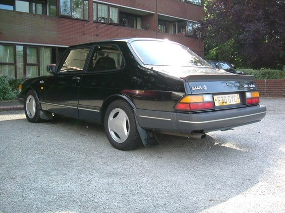 Another danzuc76 1989 Saab 900 post... - 10396616