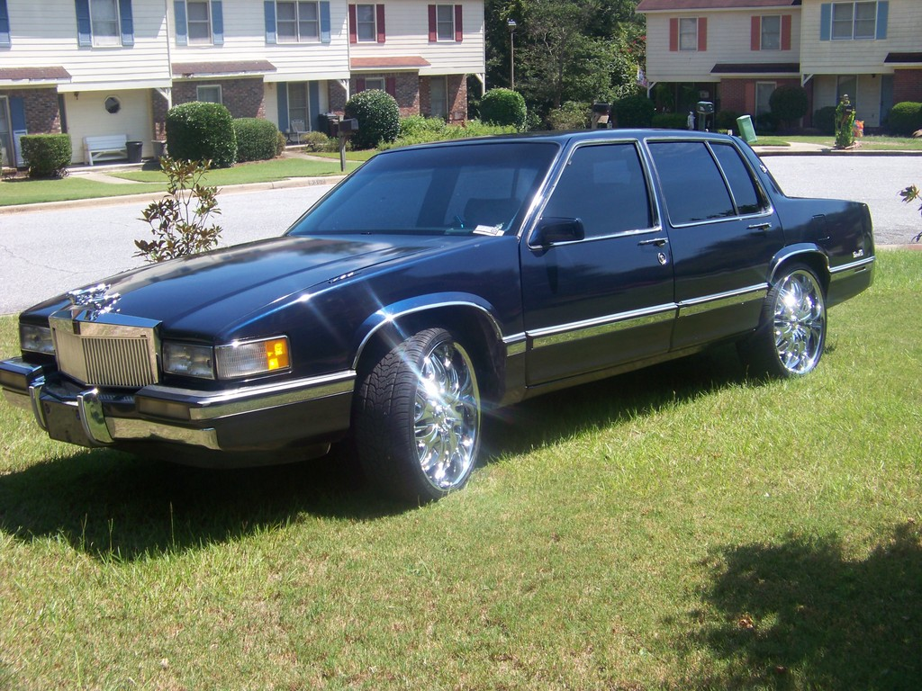 lil t daboss 1991 cadillac deville specs photos. Cars Review. Best American Auto & Cars Review