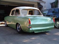 oneloweffies 1963 Volkswagen Notchback