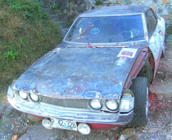 Another emernos 1972 Toyota Celica post... - 9248493