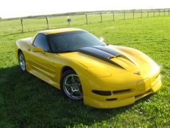 hemi_eaters 2001 Chevrolet Corvette