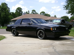 ONEBAD4cyls 1983 Buick Regal