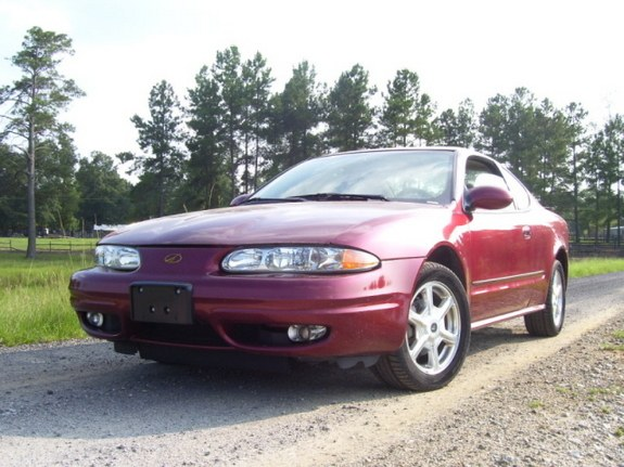Another SCbassboy 2001 Oldsmobile Alero post... - 10411829