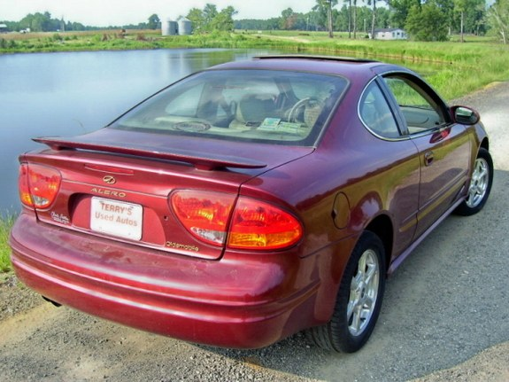 Another SCbassboy 2001 Oldsmobile Alero post... - 10411830