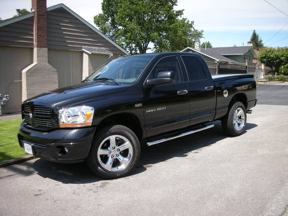 bbk302 2006 dodge ram 1500 regular cab specs photos modification info at cardomain. Black Bedroom Furniture Sets. Home Design Ideas