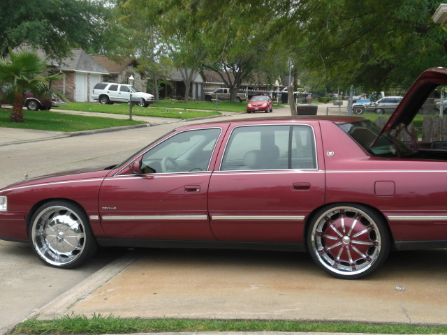 Another 3rd_Coast_Balla 1997 Cadillac DeVille post... - 9685946