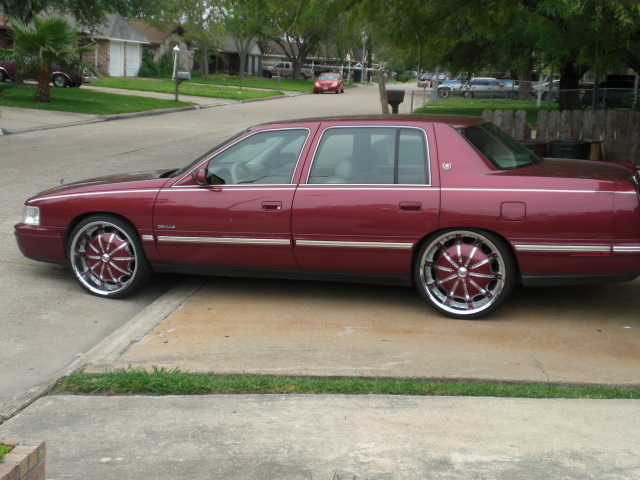 Another 3rd_Coast_Balla 1997 Cadillac DeVille post... - 9685953